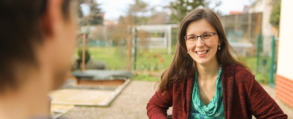 Psychotherapie Magdeburg - Anika Storch